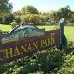 Buchanan Park Sign