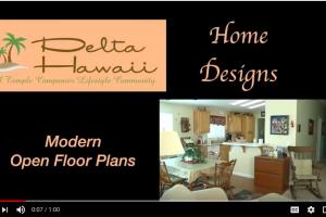 Modern Open Floor Plan Home Design
