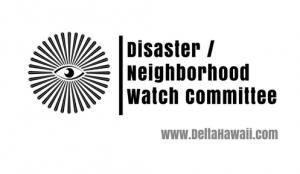Disaster Neighborhood Watch