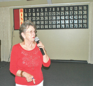 bingo at Delta 55+ community