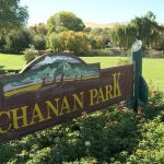 Buchanan Park Sign