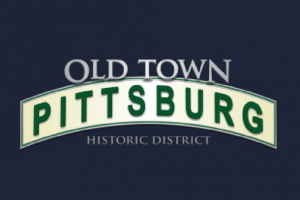 Old Town Pittsburg Historic District Logo