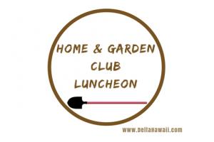Home & Garden Luncheon
